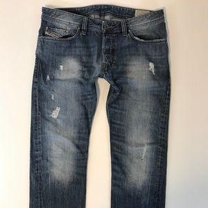 Diesel Industry Mens Safado Jeans SZ 33x30